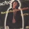 Rock 'n' Roll Damnation  [Single]