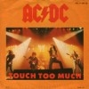 Touch Too Much  [Single]