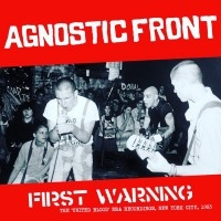 "First Warning - The ""United Blood"" Era Recordings, New York City, 1983"