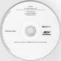 3-Track Radio CD  [Demo]