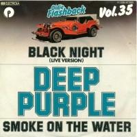 Black Night (Live) / Smoke On The Water  [Single]