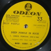 Deep Purple In Rock  [EP]