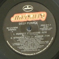 Perfect Strangers / Strange Kind Of Woman  [Single]