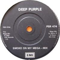 Smoke On My Mega-Mix  [Single]