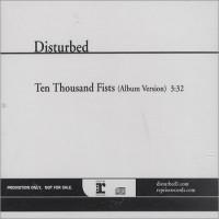 Ten Thousand Fists Promo  [Single]