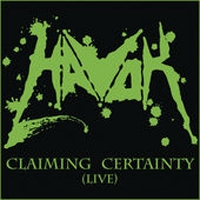 Claiming Certainty (Live)  [Single]