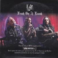 Freak On A Leash (MTV Unplugged)  [Single]