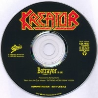 Betrayer  [Single]