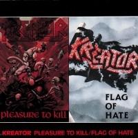 Pleasure To Kill / Flag Of Hate  [Compilation]