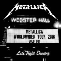 Live Metallica: Webster Hall In New York, NY  [Live]
