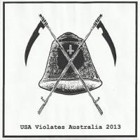 USA Violates Australia 2013  [EP]