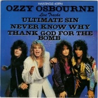 The Ultimate Live Ozzy  [Single]