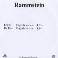 Engel / Du Hast  [Single]