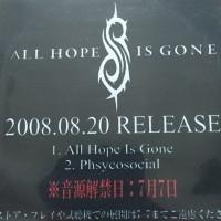 All Hope Is Gone Sampler  [Demo]