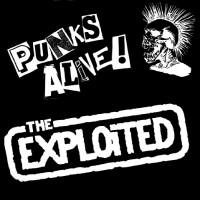 Punks Alive!  [EP]