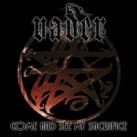 Come And See My Sacrifice  [Single]