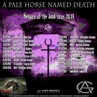 A Pale Horse Named Death: Season Of The Dead Tour 2019 Ostrava