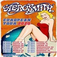 Aerosmith Praha 2020