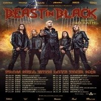 Beast In Black: From Hell With Love European Tour 2019