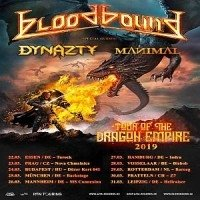 Bloodbound: Tour Of The Dragon Empire 2019