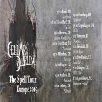 Cellar Darling: The Spell European Tour 2019