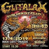 Gutalax - 10. narozeniny