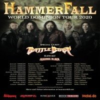 HammerFall: World Dominion Tour 2020