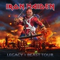 Iron Maiden: Legacy Of The Beast European Tour 2020