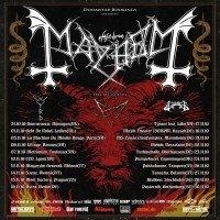 Mayhem: Tour 2019