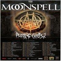 Moonspell: Tour 2019