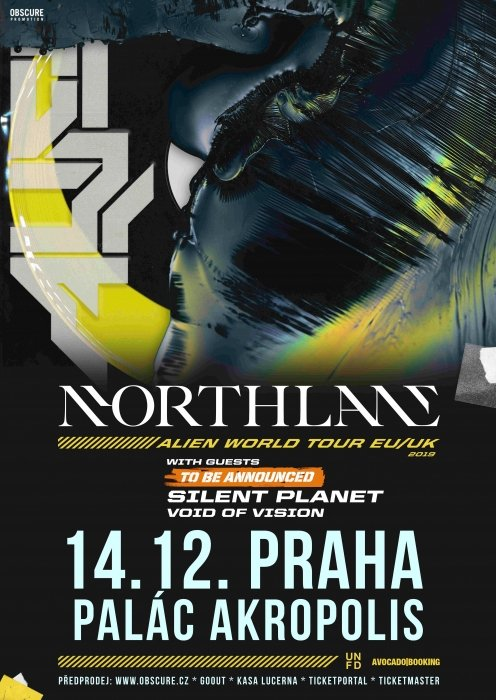 NORTHLANE, SILENT PLANET, VOID OF VISION