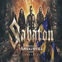 Sabaton: The Great Tour - Praha 2020 (+ Apocalyptica, Amaranthe)