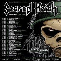 Sacred Reich: Awakening European Tour 2019 Praha