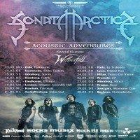Sonata Arctica: Acoustic Adventures Tour 2019