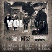 Volbeat: Rewind, Replay, Rebound Tour 2019